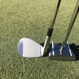 GP putter & chipping golf club