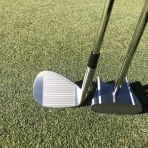 GP putter & chipping golf club