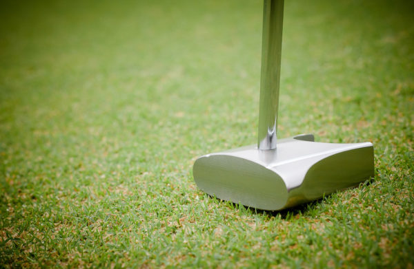 GP putter side view